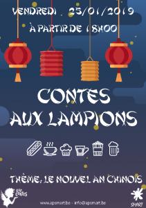 Contes aux Lampions