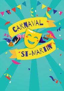Fête de carnaval Samedi 30 mars 2019 @ St-Martin