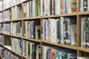 image bibliothèque